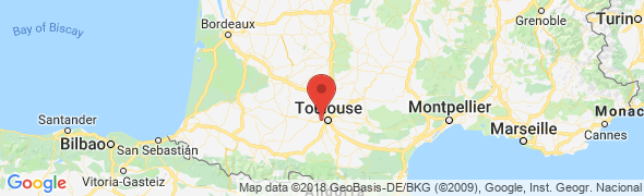 adresse centpourcent-volet-roulant.fr, Tournefeuille, France