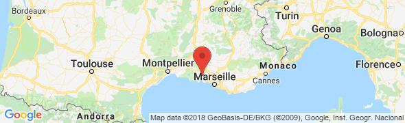 adresse leda-upp-architecture.com, Istres, France