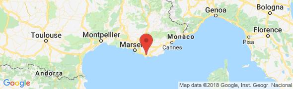 adresse parme-travaux.com, Toulon, France