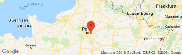 adresse chrono-sushi.fr, Pontault-Combault, France