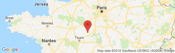 adresse vfgardiennage.com, Villeneuve Frouville, France