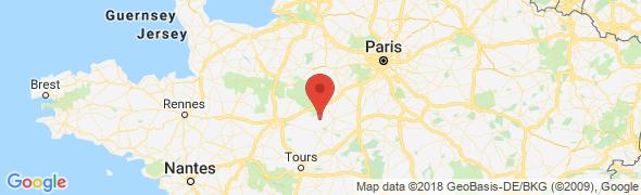 adresse anna-cars.fr, Droué, France
