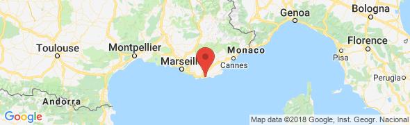 adresse azur-baches.com, Hyères, France