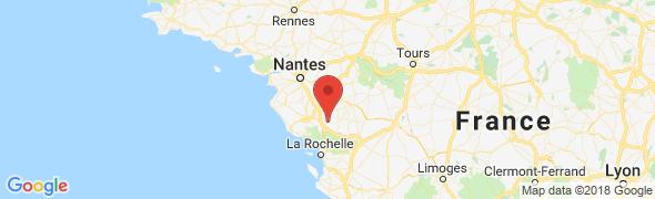 adresse colliermariage.fr, Saint Martin Lars en Sainte Hermine, France