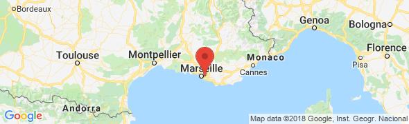 adresse somgaz.eu, Marseille, France