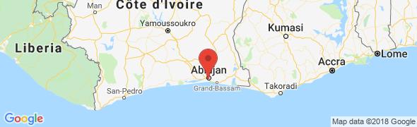 adresse ariellefm.com, Abidjan, Côte d'Ivoire