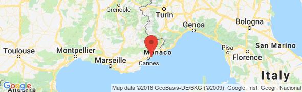 adresse masqott.com, Antibes, France