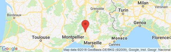 adresse lesvinsduvernay.fr, Châteauneuf-du-Pape, France