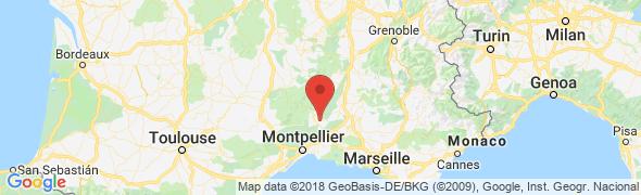 adresse lacavette.com, Saint Maurice de Cazevieille, France