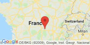 adresse et contact Moulin du Galizan, Ferrières sur Sichon, France