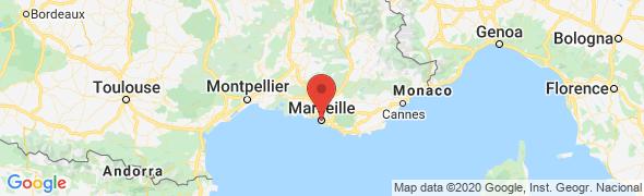 adresse placedesfinances.fr, Marseille, France