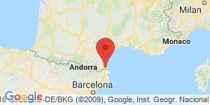 adresse et contact Alexandre Lestruhaut, ostéopathe, Sorède, France