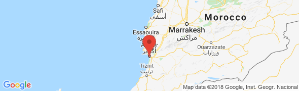 adresse airport-rent-car.com, Agadir, Maroc