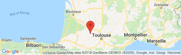 adresse demenagements-lourey.fr, Fleurance, France