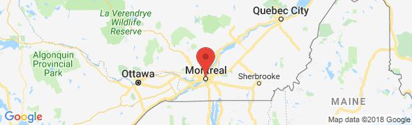 adresse tramontreal.com, Montréal, Canada