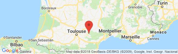 adresse achatderideaux.com, Lacrouzette, France