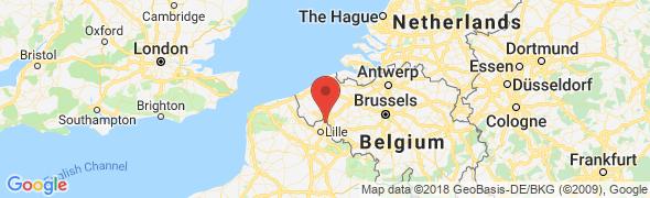 adresse tehms.com, Tourcoing, France