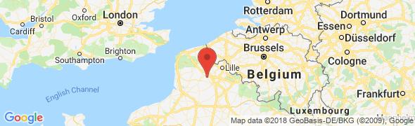 adresse auberge-donjon.org, Fresnicourt-le-Dolmen, France