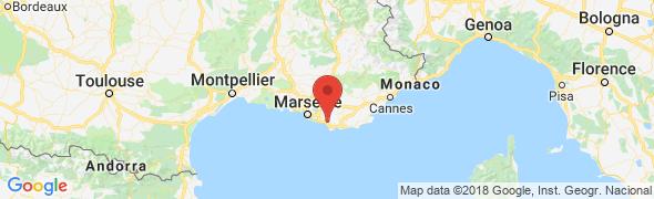 adresse chateaudelanoblesse.com, La Cadière d'Azur, France