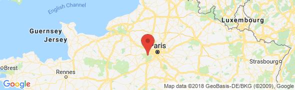 adresse dtah.fr, Coignières, France