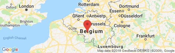 adresse gstax.be, Monceau sur Sambre, Belgique