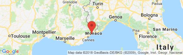 adresse coachsportifnice.com, Nice, France