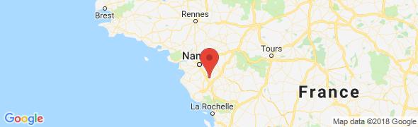 adresse etudisol.fr, Chavagnes-en-Paillers, France