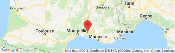 adresse referencementarles.fr, Arles, France