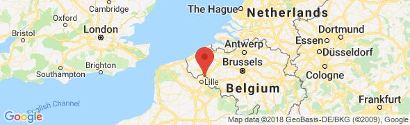 adresse ets-jeanvanoost.com, Tourcoing, France