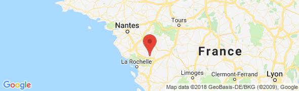 adresse silene-bois.fr, Coulonges-sur-L'Autize, France