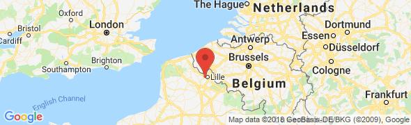 adresse navette-lille.fr, Haubourdin, France
