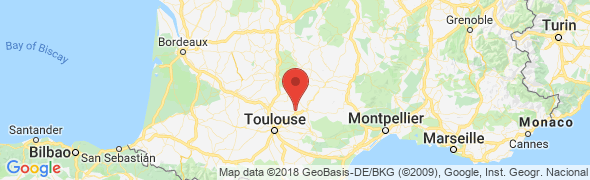 adresse secaba.fr, Gaillac, France