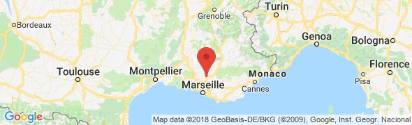 adresse mon-artisan-ferronnier.com, Le Puy-Sainte-Réparade, France