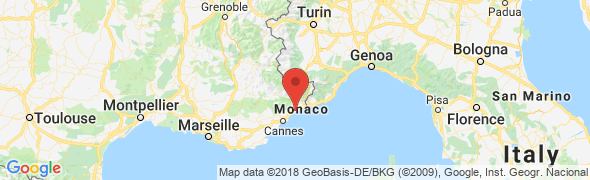 adresse parssecretariat.com, Nice, France