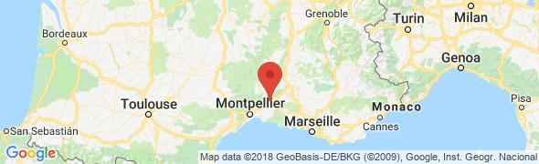 adresse coach-nimes-montpellier.com, Nîmes, France