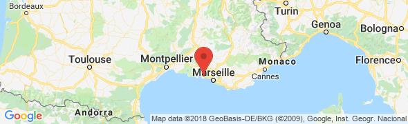 adresse ag2p.com, Martigues, France