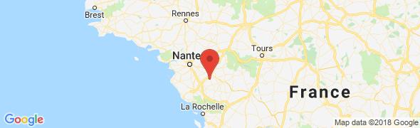 adresse puydufou.com, Les Epesses, France