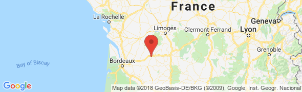 adresse dep-travaux.fr, Coursac, France