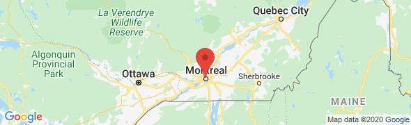 adresse cqmi.fr, Montréal, Canada