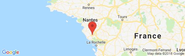 adresse achat-terrain-vendee.fr, La Roche sur Yon, France