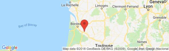 adresse parachute-aquitaine.fr, La Réole, France