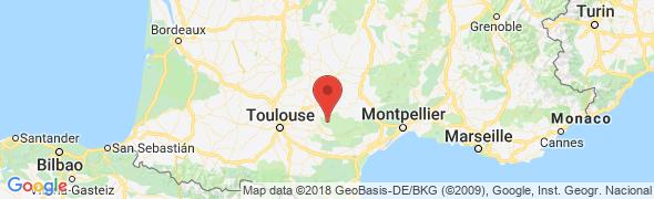 adresse gites-tarn-thouy.com, Lacrouzette, France