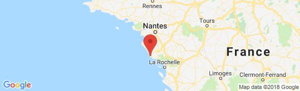 adresse vacances-lessablesdolonne.fr, Les Sables-d'Olonne, France