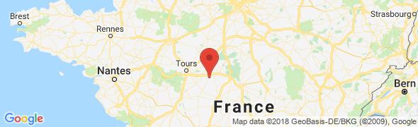 adresse leperonrocheux.com, Chateauvieux, France