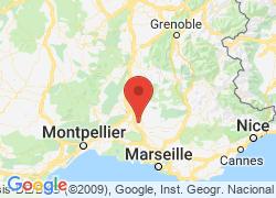 adresse bastiderose.com, Le Thor, France