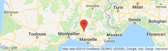adresse bistrot-industrie.fr, Isle sur la Sorgue, France