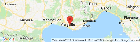adresse maconneriemarseille.com, La Destrousse, France