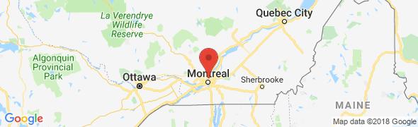 adresse aimanto.ca, Montréal, Canada
