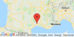 adresse et contact O.C.F, Sommières, France
