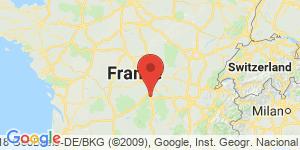 adresse et contact Hôtel Anémotel, Riom, France